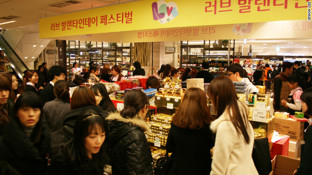 Resultado de imagen para saint valentine's day korea