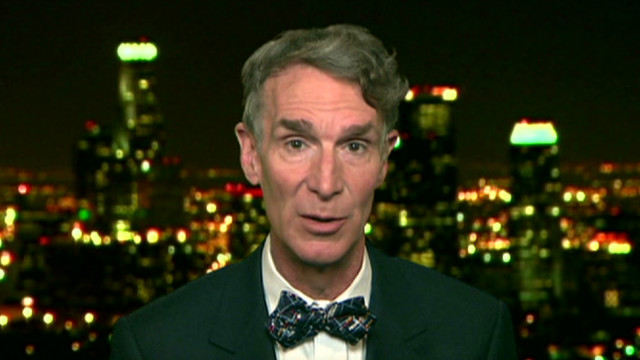Bill Nye: Keep watching the skies