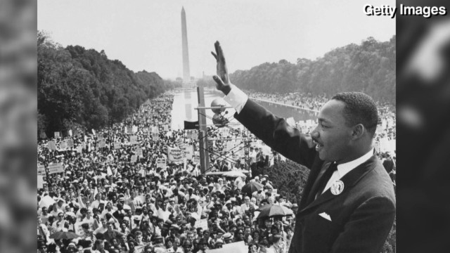 How MLK helped explorer deal with racism