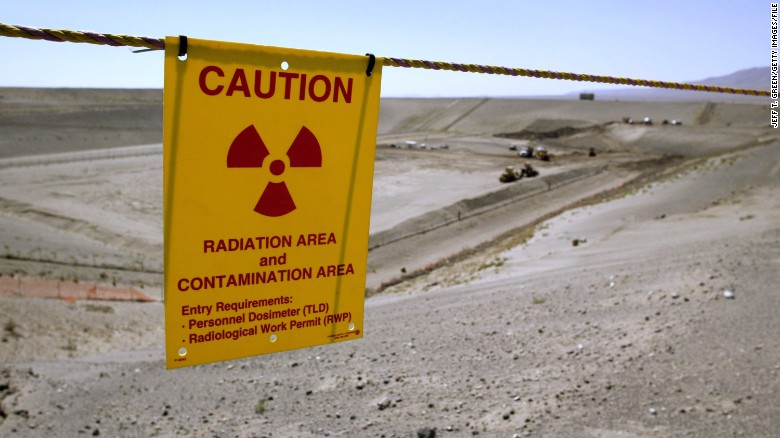 Nuclear site evacuated after tunnel collapse