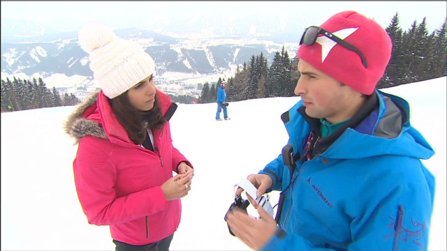 Schladming ski resort gets tech facelift