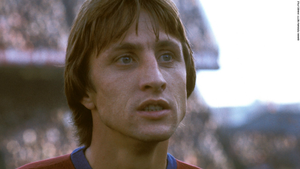 "Legendary Dutch footballer Johan Cruyff famously said: ""Football is a game you play with your brain,"" and the British research raises the possibility of brain training for young players to attune their senses."