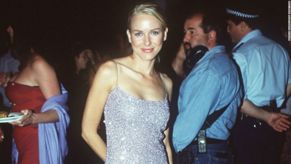 "Naomi Watts' early projects included 1993's ""The Custodian"" and 1995's ""Tank Girl."" She attracted attention for her role in David Lynch's ""Mulholland Dr."" in 2001 and became somewhat of a household name after the 2002 thriller ""The Ring."" The actress here attends film awards in Sydney, Australia, in 1999."