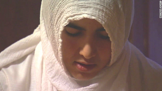 Pakistani squash champion Maria Toor Pakay has been threatened by the Taliban for playing the sport she loves.
