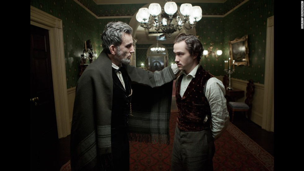 """Lincoln,"" starring Daniel Day Lewis and Joseph Gordon-Levitt, was shot primarily in Virginia."