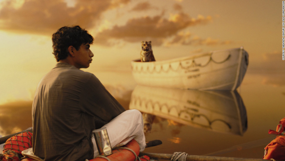 """Life of Pi,"" starring Suraj Sharma, was shot in a number of cities, including Puducherry on India's southeast coast."