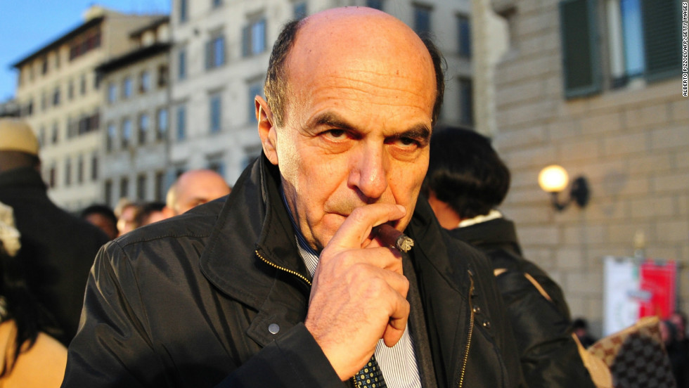 Pier Luigi Bersani, leader of Italy's Democratic Party, said he would keep outgoing premier Mario Monti's austerity reforms, but says stimulus is needed to boost the country's flagging economy.