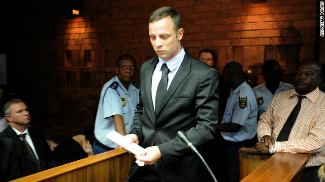 Defense on attack at Pistorius hearing