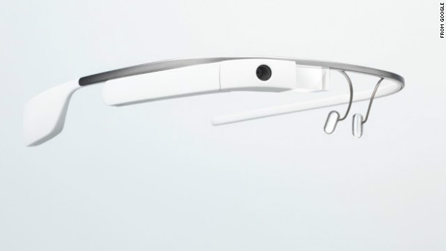 Going gaga for Google Glass
