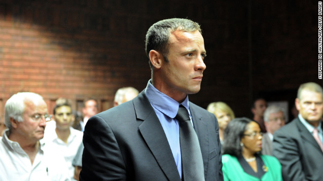 "Oscar ""Bladerunner"" Pistorius has been charged with the murder of his girlfriend, Reeva Steenkamp, who was found shot dead in his home on February 13. Pistorius was the first disabled person to compete in the able-bodied Olympics and ran for the South African team. Here's a look at other pro athletes who have been charged with murder. Some have been able to create new lives in the free world. Some are incarcerated."