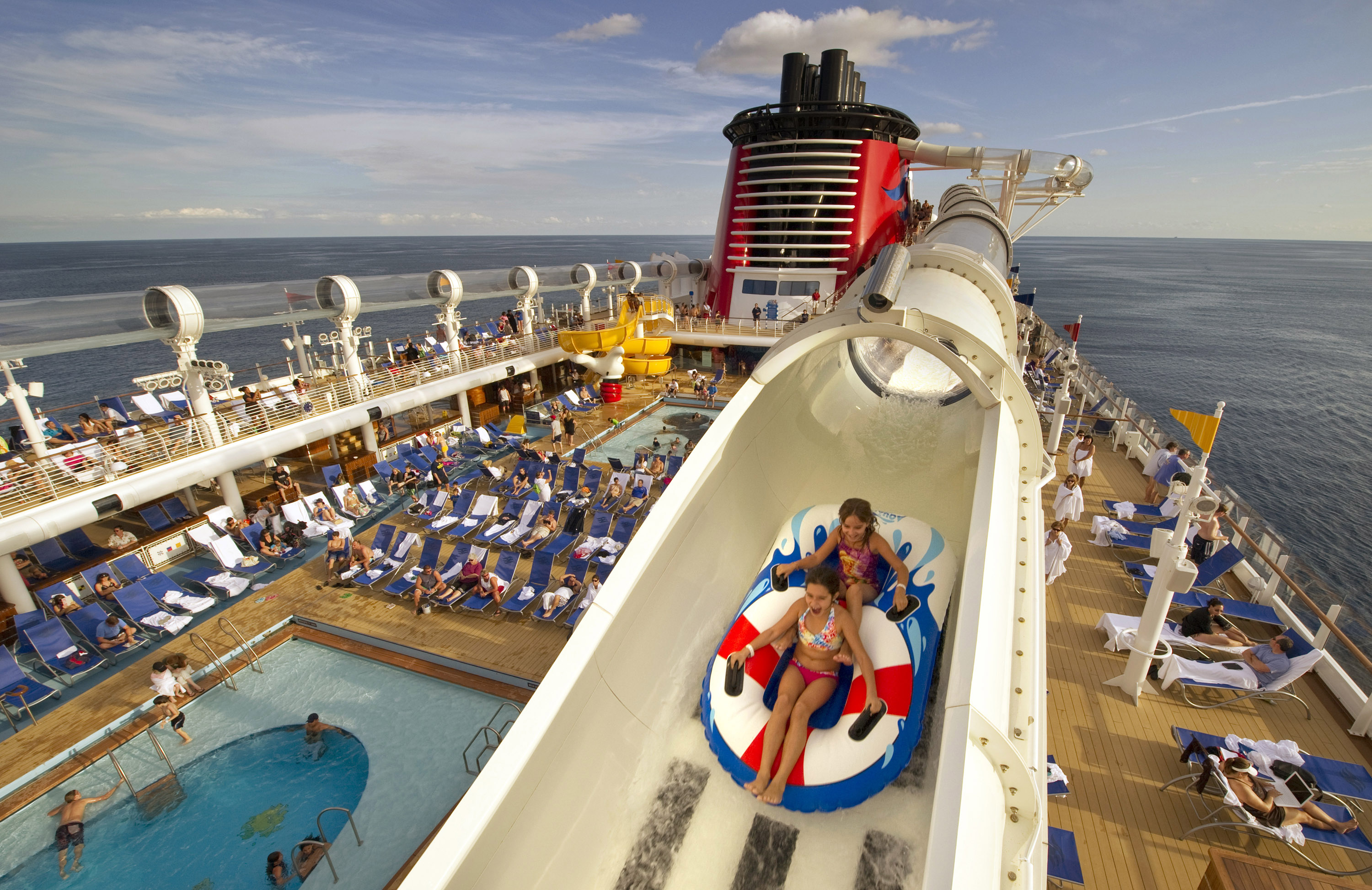 Beyond Mickey Mouse Disney Tops Cruise Ship Rankings Cnn