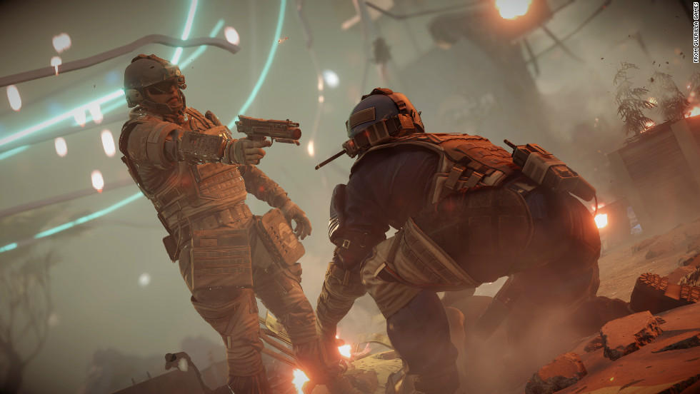"The fourth installment in the ""Killzone"" series, this shooter game once again immerses you in gritty interplanetary warfare."