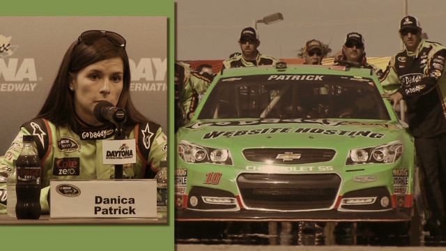Danica Patrick ready for Daytona 500