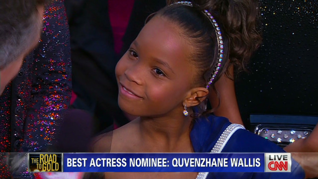 Quvenzhane Wallis channels inner Piers