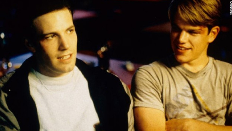 "Affleck and Matt Damon wrote and starred in 1997's ""Good Will Hunting."""