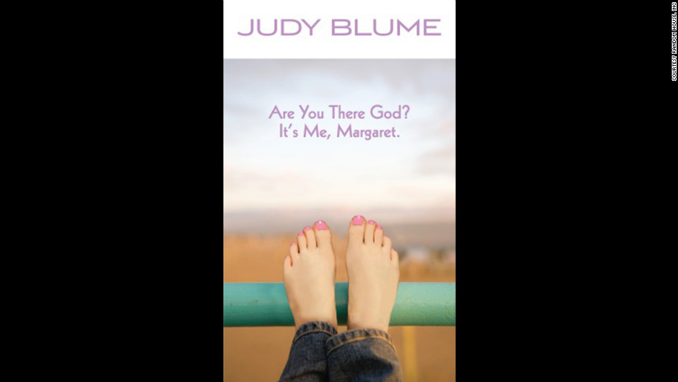 """Are You There God? It's Me, Margaret"" jump-started author Judy Blume's prolific career and changed the way a generation of readers learned about menstruation, masturbation and sex."