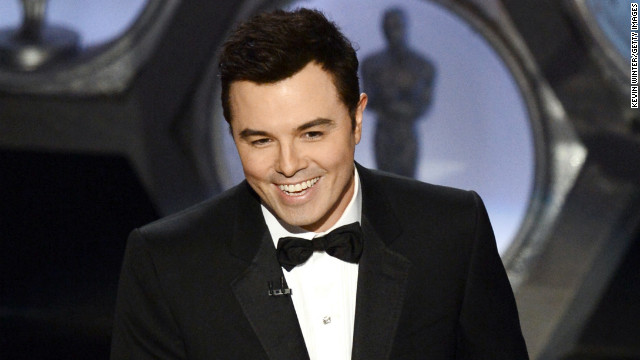 "Seth MacFarlane is a major booster for ""Reading Rainbow."""