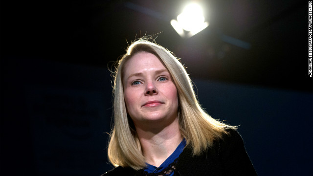 Yahoo CEO: Work in the office or quit