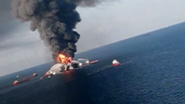 How much should BP owe for oil spill?