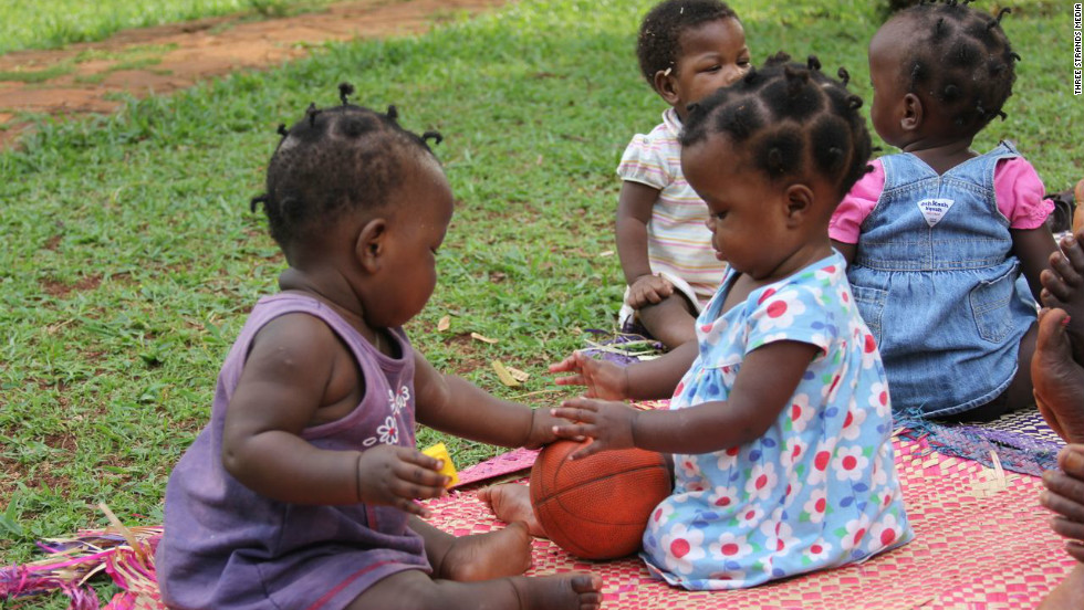 At the Amani Baby Cottage, they try to make the children's lives better whether that's in Uganda or through an international adoption.