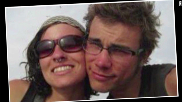 American couple missing in Peru