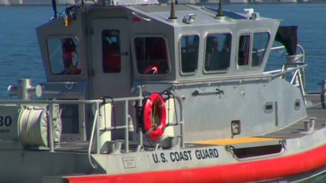 Coast Guard: Distress call might be hoax