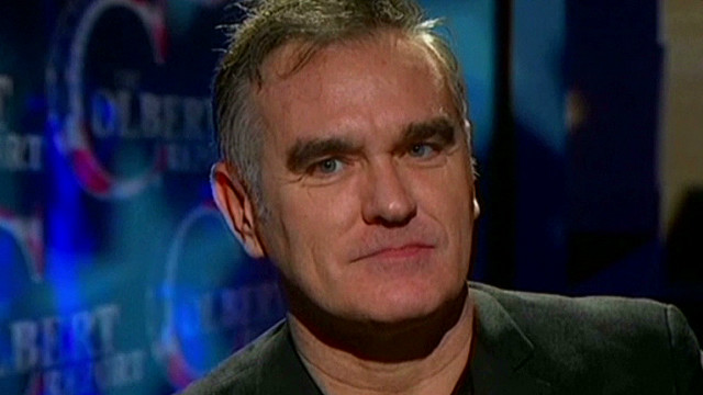 See why Morrissey cancels on Kimmel