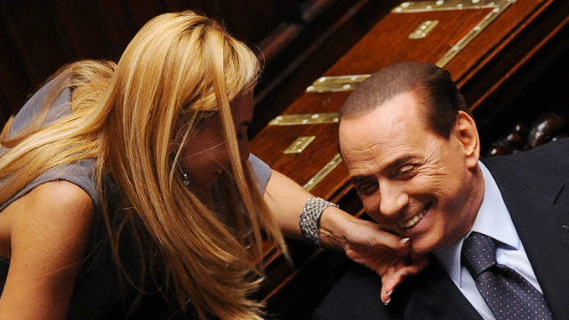 The rise and fall of Berlusconi