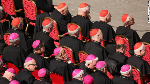'Politicking' before papal conclave?