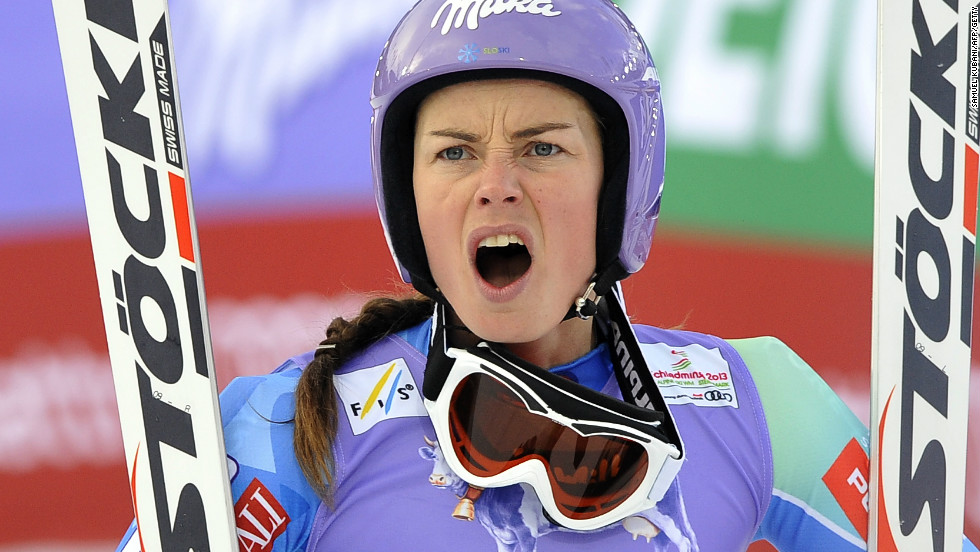 Slovenia's Tina Maze finished last year as the world's number top female skier, wiping the board as the overall World Cup champion with 11 victories and a record 2414 points.