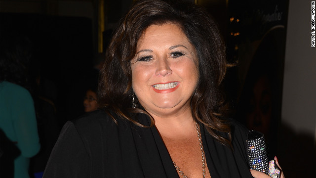 NEW YORK, NY - OCTOBER 03: Dance instructor Abby Lee Miller attends Lifetime's 'Steel Magnolias' after party event on October 3, 2012 in New York City. (Photo by Andrew H. Walker/Getty Images for Lifetime)