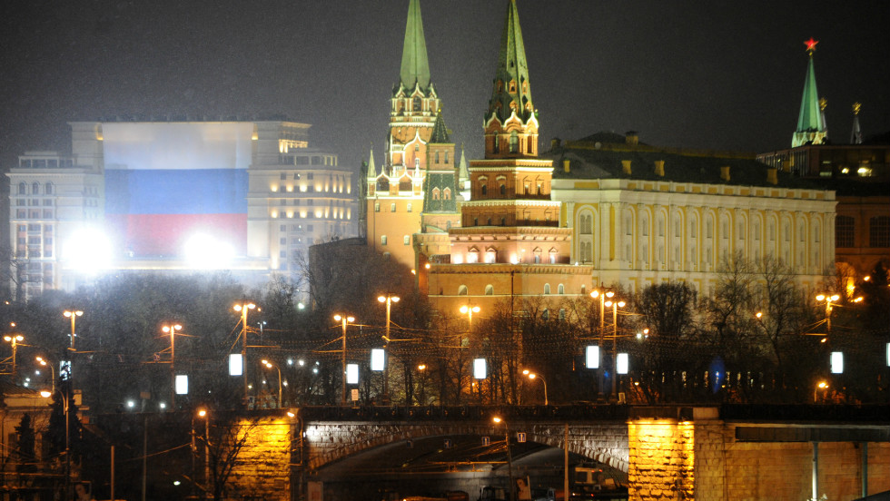 High-end luxury property in Moscow averages £2,800 per square feet ($4,233).