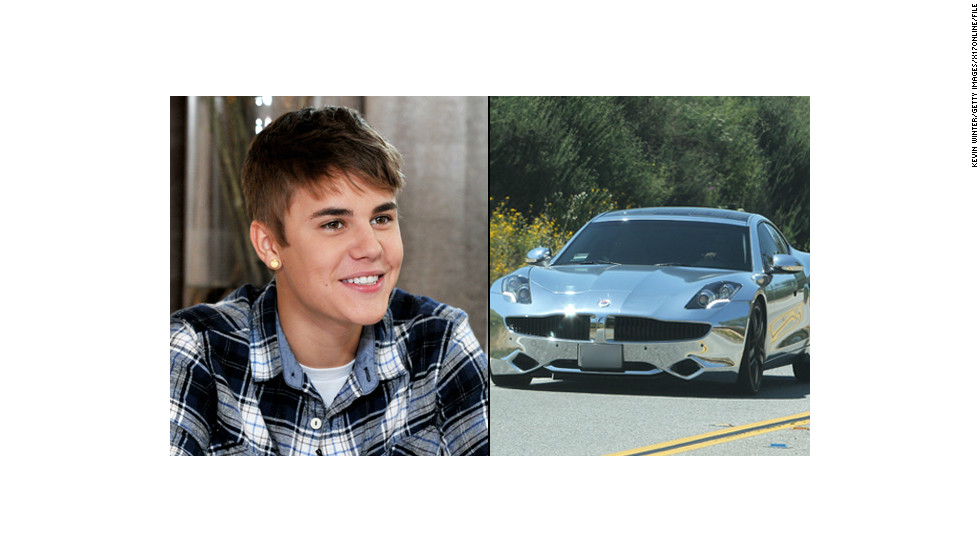 "When you're Justin Bieber, you get a $100,000 electric sports car for your 18th birthday -- and <a href=""http://marquee.blogs.cnn.com/2012/03/01/justin-bieber-gets-birthday-surprise-on-ellen/"">from Ellen DeGeneres on her talk show</a>, no less."