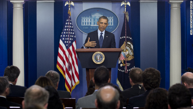 Obama, Congres no deal on cuts