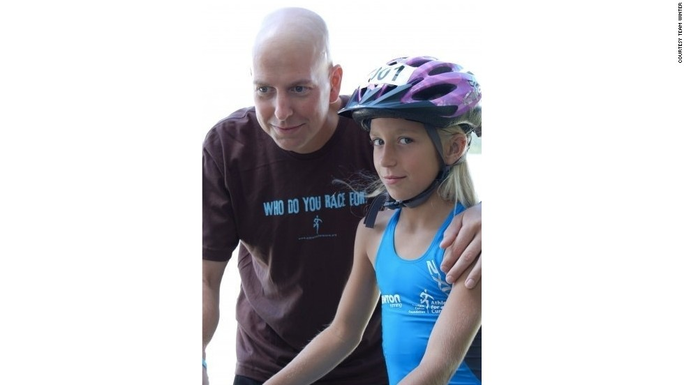 "Winter founded the nonprofit organization <a href=""http://www.teamwinter.org/"" target=""_blank"">Team Winter</a> at the age of 9 after learning that her father had been diagnosed with an aggressive form of prostate cancer. Michael Vinecki died in 2009, before his 41st birthday."