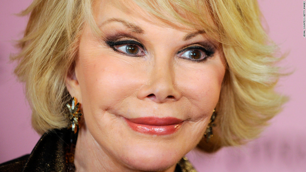 "Despite the outrage sparked by a joke about the Holocaust, comedian Joan Rivers said she had nothing to apologize for. ""It's a joke, No. 1. ...This is the way I remind people about the Holocaust. I do it through humor,"" she told HLN's ""Showbiz Tonight."""