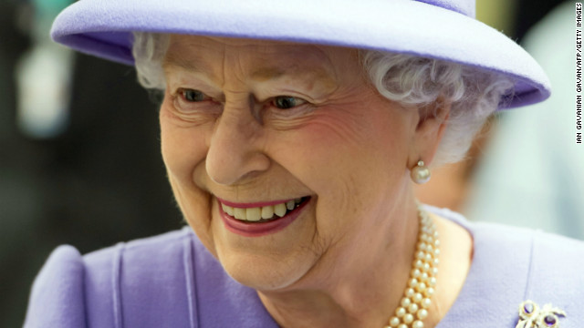 Queen Elizabeth II hospitalized