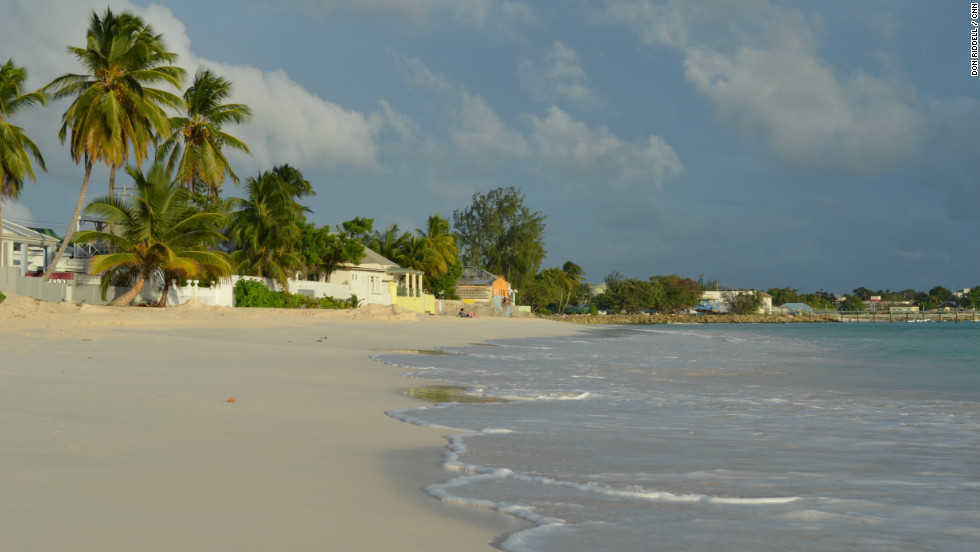 Barbados, one of the islands making up the group known as the West Indies, is one of the most cricket-mad Caribbean countries.