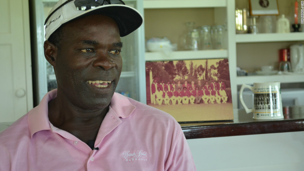 "Franklyn Stephenson was only 23 when his international career was ended following his participation in the ""rebel tours."" He is widely regarded as the best player to never officially represent the West Indies."