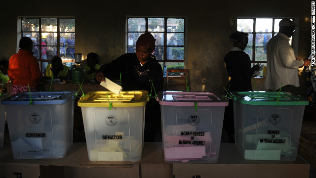 Vote counting in Kenya continues