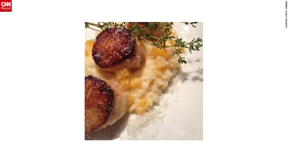 """As part of a revitalization project in this blue-collar town, two high-school friends opened <a href=""http://cornerstonepk.com/"" target=""_blank"">Cornerstone Pub & Kitchen</a>. The diver scallops with butternut-squash risotto are the best I've had."" -- <a href=""http://ireport.cnn.com/docs/DOC-879219"">Patty Carbee</a>"