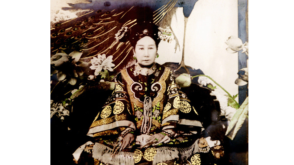 Empress Dowager Cixi is the most powerful woman to ever rule China. She went from childless concubine to Empress and ruled for 47 years until her death in 1908.