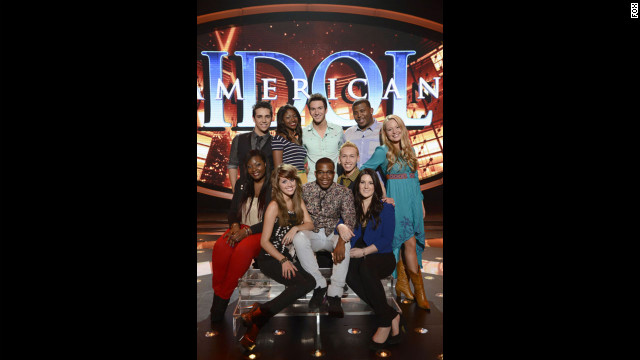 """American Idol"" has announced its Top 10 for season 12."