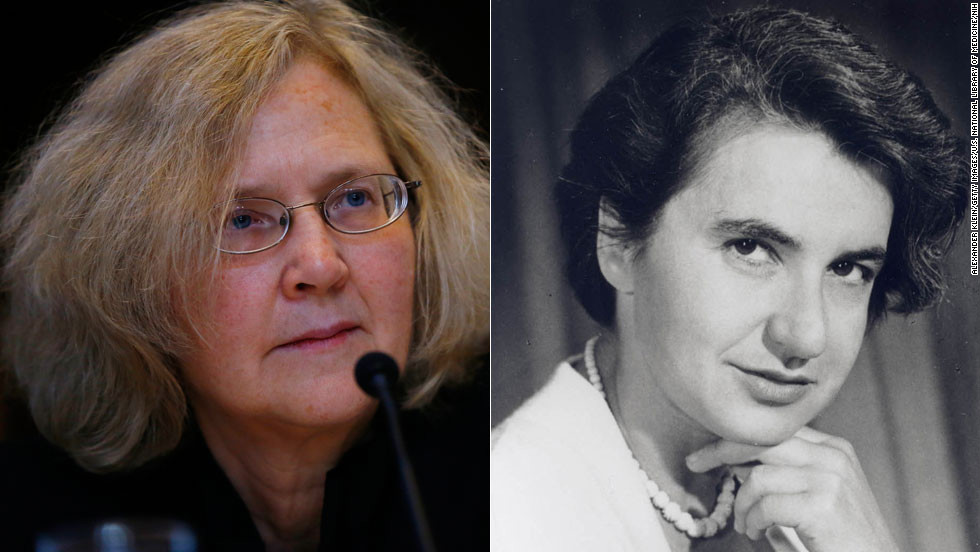 "Biological researcher <a href=""http://www.nobelprize.org/nobel_prizes/medicine/laureates/2009/blackburn.html"" target=""_blank"">Elizabeth Blackburn</a> was awarded the 2009 Nobel Prize in Physiology or Medicine for discovering (along with Carol Greider and Jack Szostak) how chromosomes are protected by telomeres and the enzyme telomerase. Recognition of the importance of her discoveries was something that fellow scientist <a href=""http://www.rosalindfranklin.edu/RosalindFranklin.aspx"" target=""_blank"">Rosalind Franklin</a> did not achieve, even though there are many who believe that without Franklin, James Watson and Francis Crick would not have formed their 1953 hypothesis regarding the structure of DNA. The British biophysicist and X-ray crystallographer is best known for her work on the X-ray diffraction images of DNA, which led to the discovery of the <a href=""http://www.brown.edu/Courses/BI0020_Miller/dh/index.html"" target=""_blank"">DNA double helix</a>."