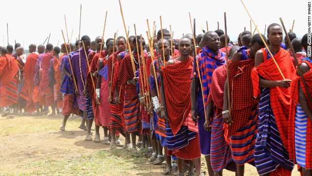 Child marriage is common in traditional Maasai communities in Tanzania, says Mereso Kilusu.