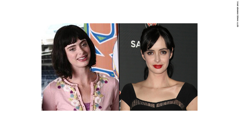 "Before playing the title character on ABC's short-lived ""Don't Trust the B---- in Apartment 23,"" Krysten Ritter was Gia Goodman, daughter of baseball team owner Woody Goodman. Before the ""B----,"" she also had memorable turns on ""Gilmore Girls"" and ""Breaking Bad."""