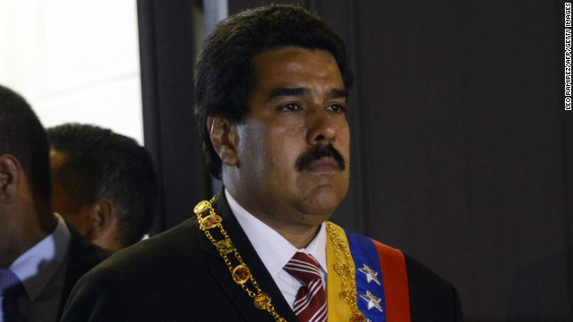 Maduro calls for peace, welcomes recount