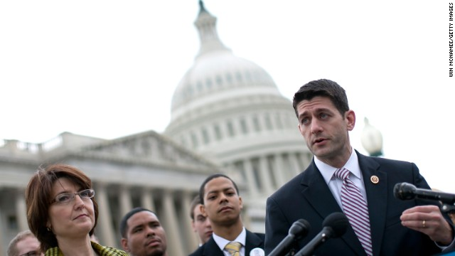 Rep. Paul Ryan steps into budget crisis with opinion piece that irritated conservatives