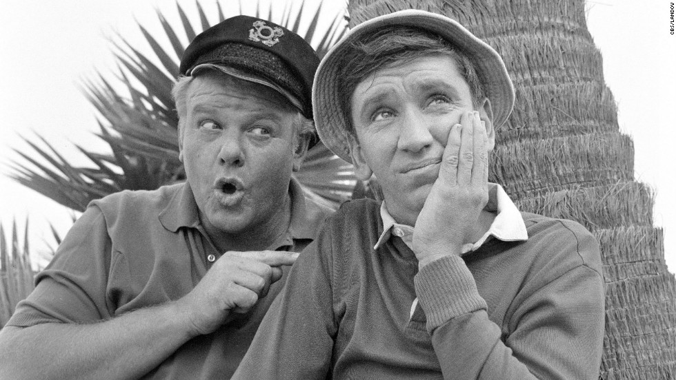 "Gilligan (Bob Denver) was always there for his captain, the Skipper (Alan Hale Jr.), on ""Gilligan's Island."" Despite occasionally conking his ""Little Buddy"" on the head, the Skipper remained friends with Gilligan to the end."