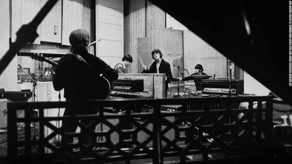 Beatles Fans Eye Rare Display Of Fabs Photos Cnn